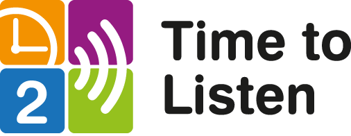 Time to Listen logo